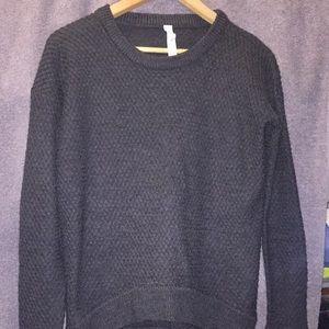 Lululemon Yogi Crew Merino Wool sweater. Size 4